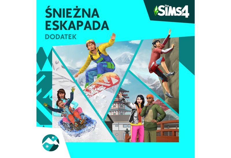 Wszystkie Sims 4 dodatki i akcesoria -50%, pakiety -25%