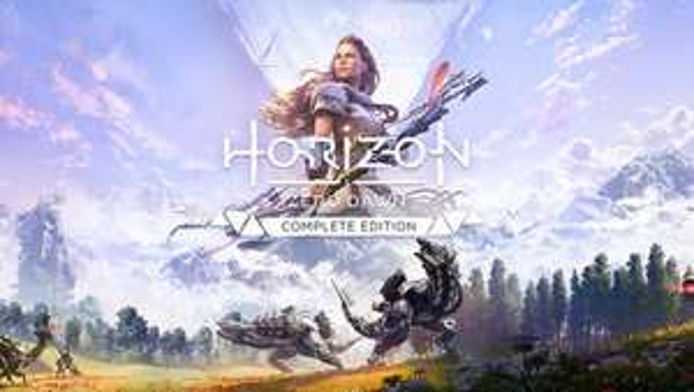 Horizon Zero Dawn™ Complete Edition na GOG.com bez DRM
