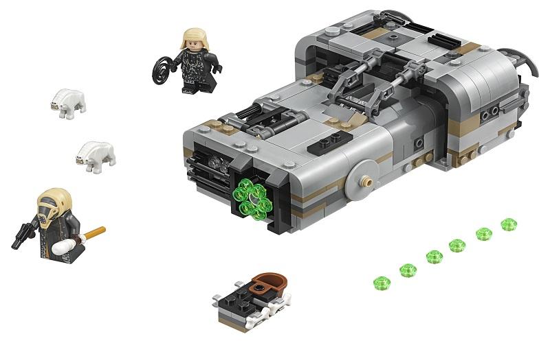 LEGO® 75210 Star Wars - Śmigacz Molocha