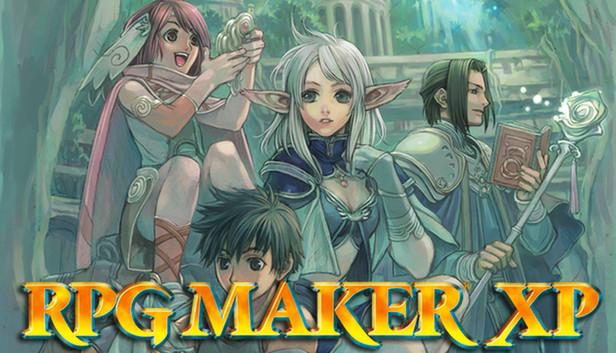 RPG Maker na Steamie
