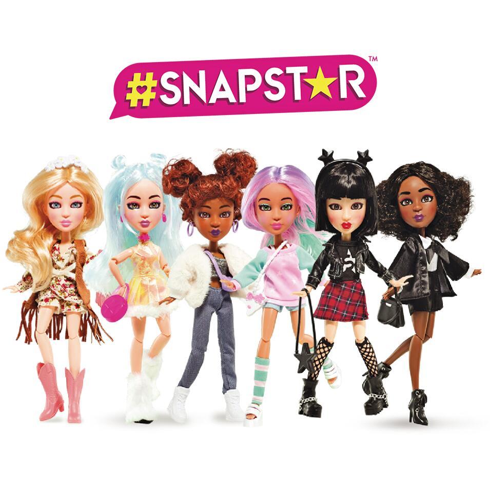 lalka TM Toys #SnapStar