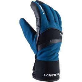 Rękawice narciarskie Viking Piemont niebieskie