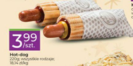 Duży Hot-Dog za 3.99 w Stokrotka Express