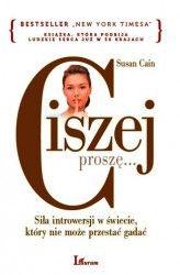Ciszej Proszę - książka o introwersji (Susan Cain) ebook