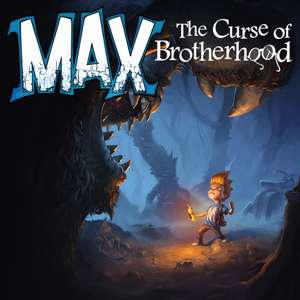 Max: The Curse of Brotherhood @ Nintendo Switch e-shop (£1.49)