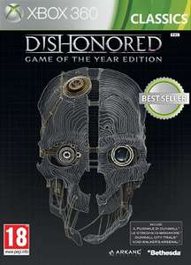 Dishonored Game of the Year Edition Xbox360