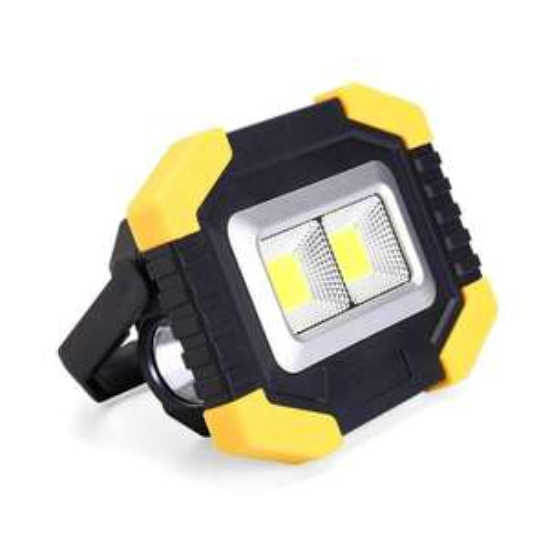 XANES® 20W LED lampa solarna + ładowanie USB @Banggood
