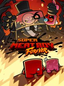 Super Meat Boy Forever @ Epic Games Store