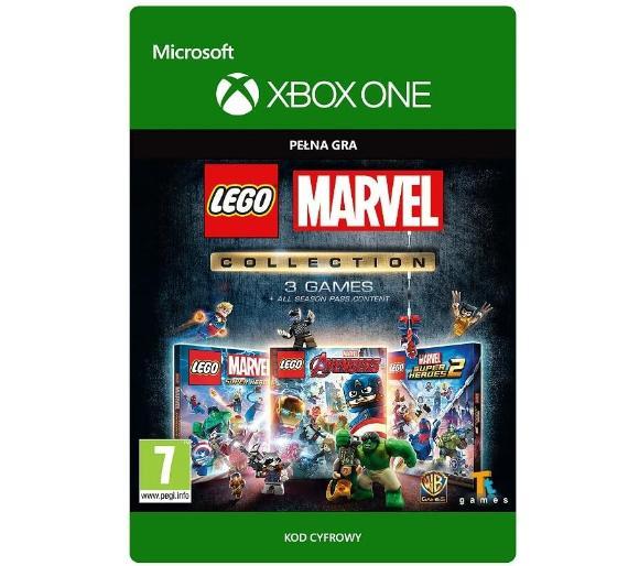 LEGO Marvel Kolekcja [ Xbox - bez VPN ]