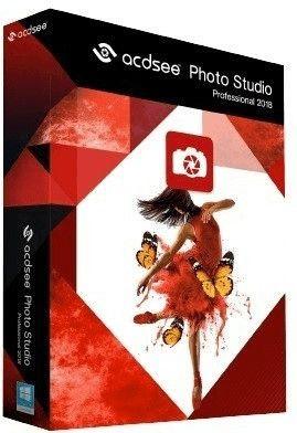 ACDSee Photo Studio Pro 2018 (1 rok) za darmo