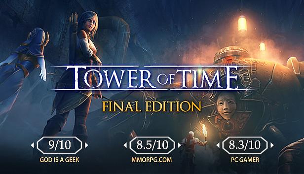 Tower of Time - POLSKA GRA RPG - REWELACJA