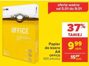 Papier biurowy Smart Line Office, A4, 500 szt