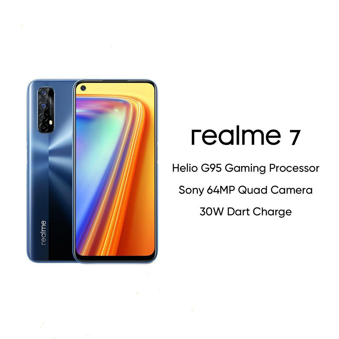 Realme 7 mobile phone 8GB+128GB . Wysylka Hiszpania