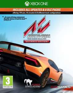 Assetto Corsa Ultimate Edition Xbox One/Xbox Series