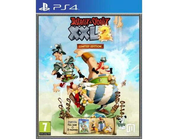 Gra PS4 Asterix i Obelix XXL 2 Remastered Edycja Limitowana