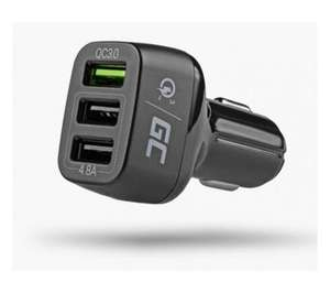 Green Cell Ładowarka 3 USB z Quick Charge 3.0