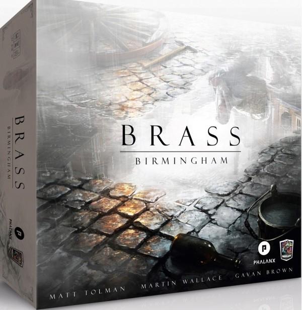 gra planszowa Brass: Birmingham (edycja polska)