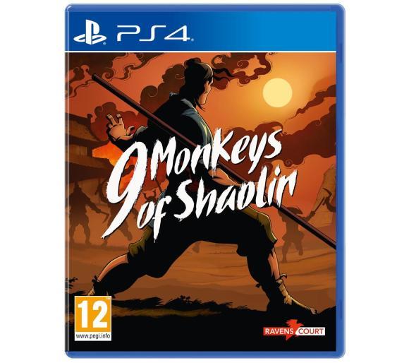 Gra 9 Monkeys of Shaolin PS4 / PS5 i Xbox, odb.os.0zł