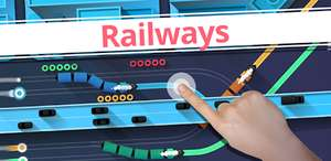 Gra Railways - Android