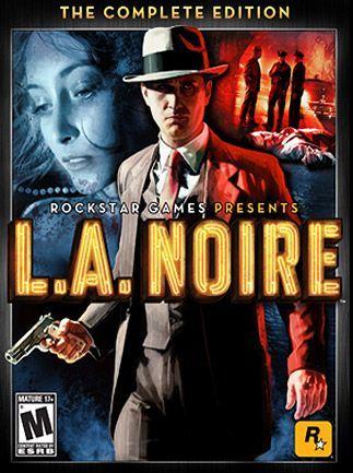 L.A. NOIRE: COMPLETE EDITION PC Rockstar Games Launcher