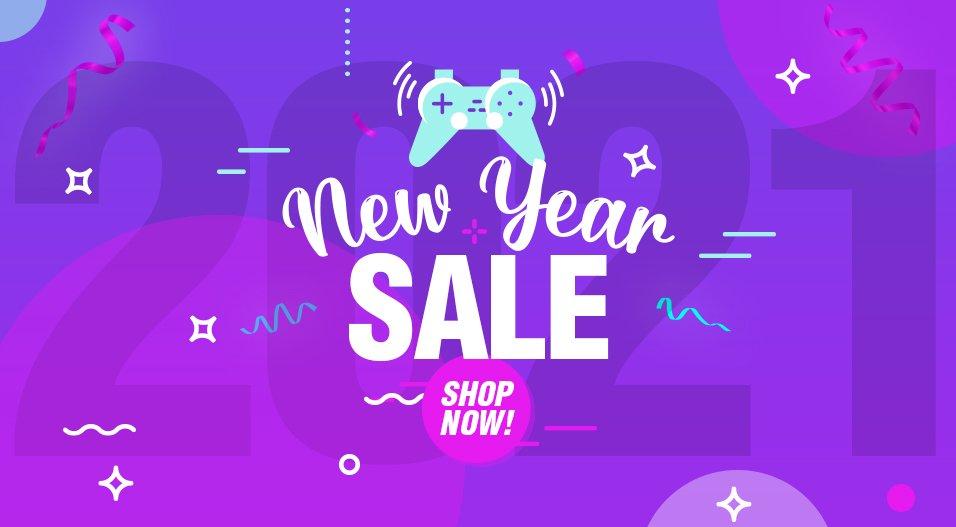 [Steam]CDKeys - New Year Sale 2020