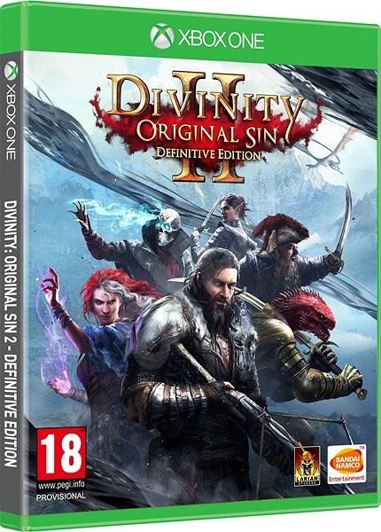 Divinity: Original Sin 2 - Definitive Edition - Xbox One / Xbox Series / 601.06 RUB (7.97 $)