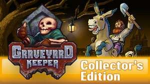 Graveyard Keeper Collector's Edition Nintendo switch