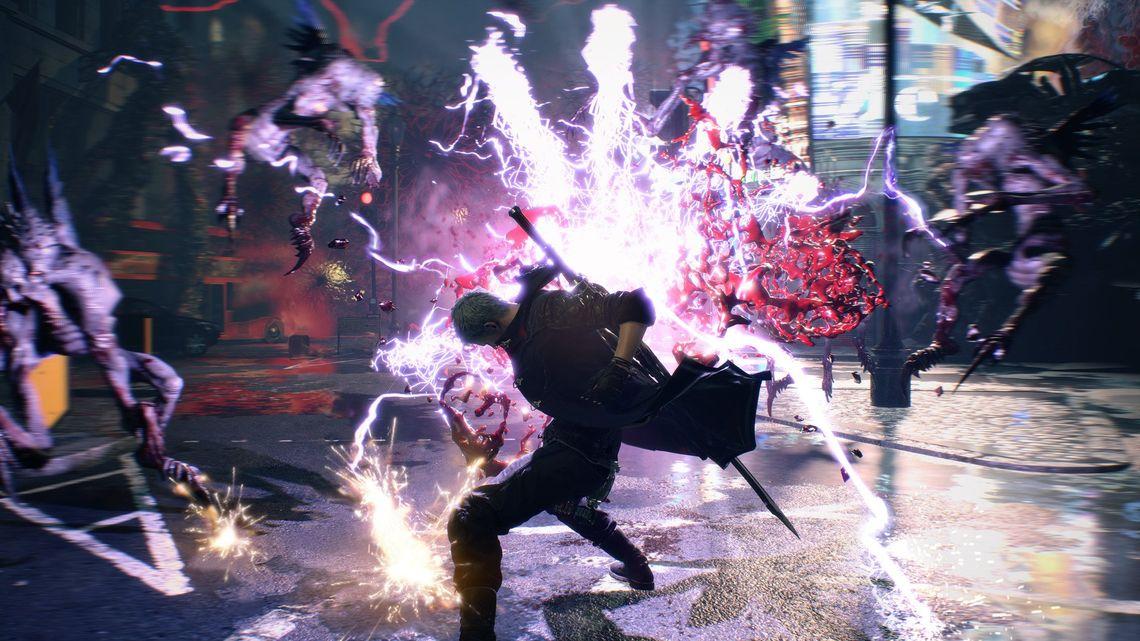 Devil May Cry 5 (PC, Steam) @ Kinguin