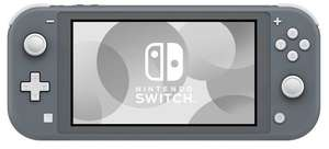 Konsola NINTENDO Switch Lite gray