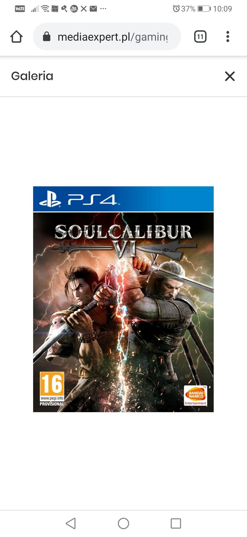 Soul Calibur VI na PS4