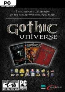 Gothic Universe Edition (AKTYWACJA STEAM)