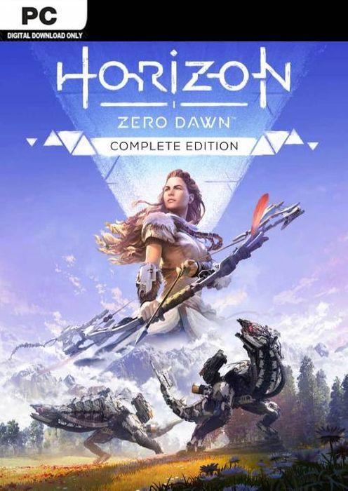 HORIZON ZERO DAWN - COMPLETE EDITION PC klucz Steam