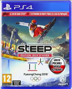 STEEP WINTER GAMES EDITION PS4 PlayStation 4