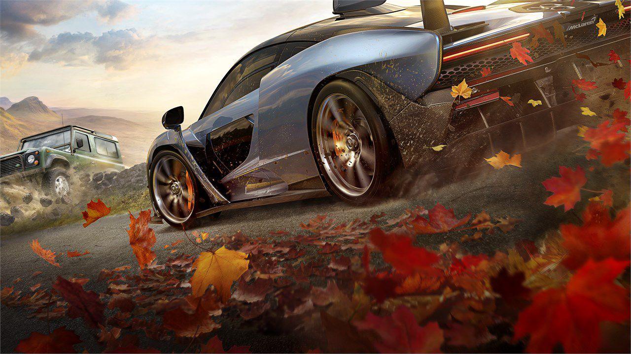 Zestaw dodatków Ultimate do Forza Horizon 4