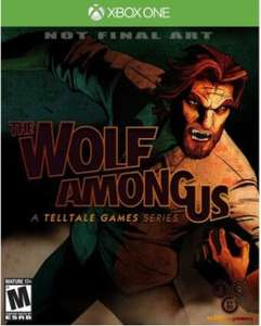 Gra Xbox One The Wolf Among Us