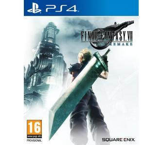 Final Fantasy VII Remake PS4 / PS5 możliwe 161,10zł