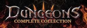 DUNGEONS III - COMPLETE COLLECTION PC Steam gra + 5 DLC