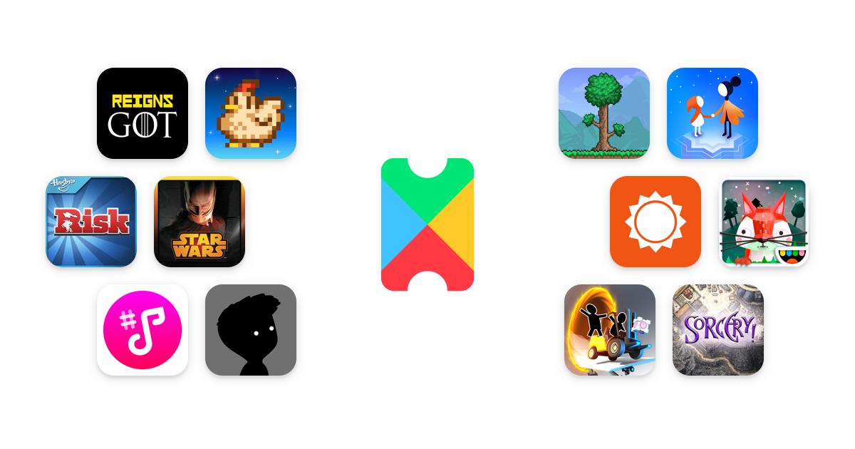 Miesiąc Google Play Pass za darmo
