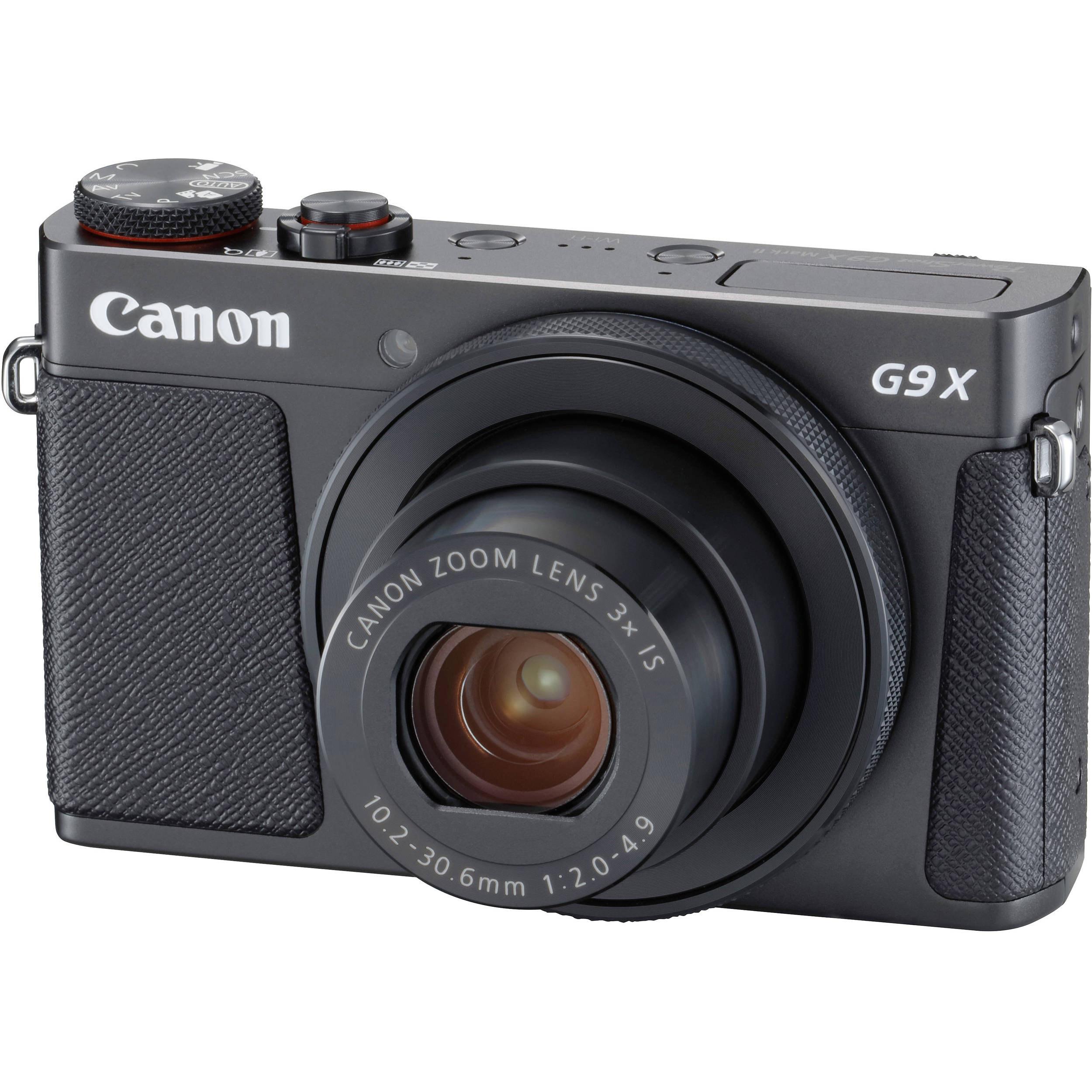 Canon G9X Mark II Czarny w wybranych sklepach