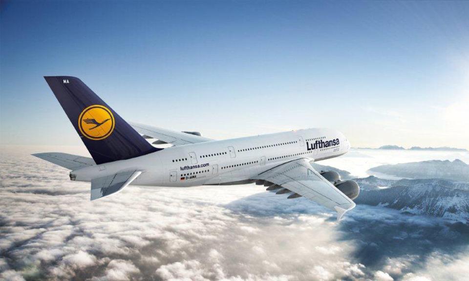 5 zł za groupon zniżkowy wart 100 zł @ Lufthansa