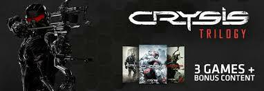 Crysis trilogy origin