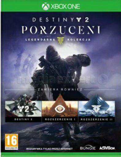 Destiny 2: Porzuceni - Legendarna Kolekcja Gra XBOX ONE (Kompatybilna z Xbox Series X)