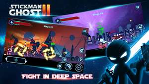 Stickman Ghost 2 Gun Sword - Shadow Action RPG - android