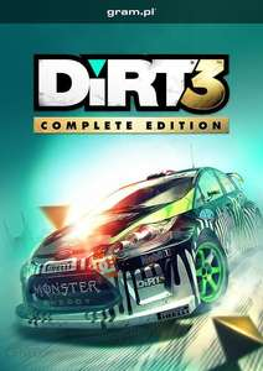 DiRT 3 Complete Edition Steam - 1.69zł 0.34 GBP