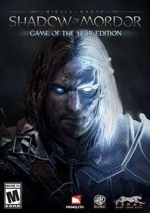 Middle-Earth: Shadow of Mordor GOTY (klucz steam) @CDkeys