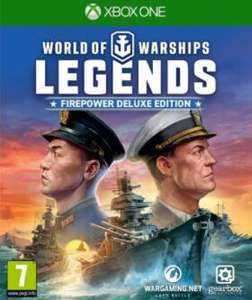 World of Warships: Legends XBOX Firepower Deluxe Edition