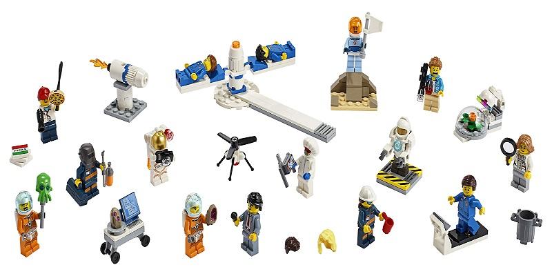 Lego city 60230 Badania kosmiczne