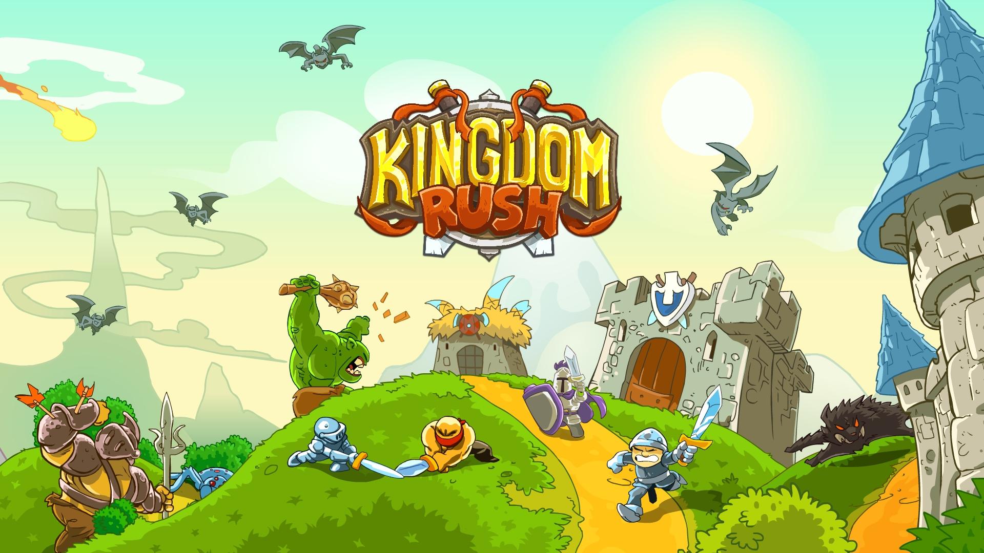 Trylogia Kingdom Rush na Nintendo Switch w meksykańskim eShop