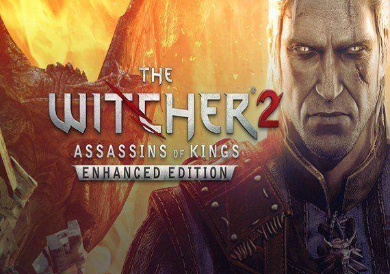 Wiedźmin 2 Zabójcy Królów Edycja Rozszerzona/The Witcher 2: Assassins of Kings Enhanced Edition (klucz GOG)