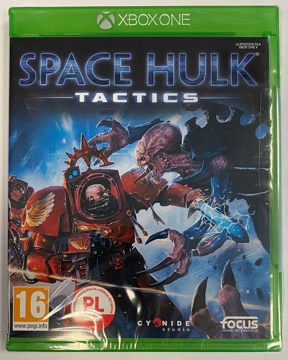 SPACE HULK: TACTICS / NOWA / POLSKA / GRA XBOX ONE